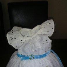 Vestidos Muñeca Española Clásica: AUTENTICO VESTIDO DE MARIQUITA ,(VER FOTOS Y LEER DESCRIPCION). Lote 215804015