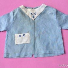 Vestidos Muñeca Española Clásica: BABY PARA MUÑECO ANTIGUO AÑOS 50. Lote 219723541
