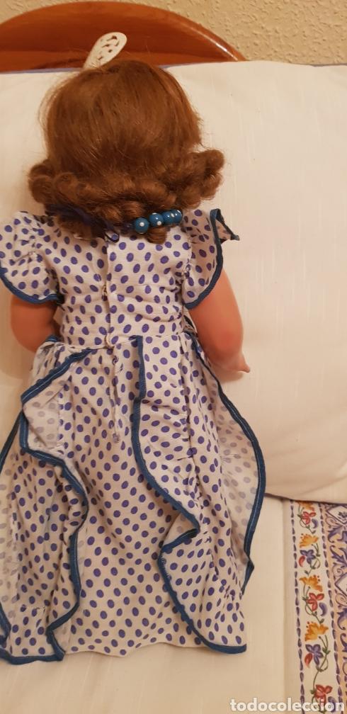 Vestidos Muñeca Española Clásica: Vestido de flamenca de cayetana - Foto 2 - 259256570