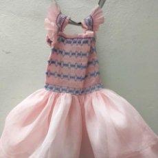 Vestidos Boneca Espanhola Clássica: VESTIDO PARA MUÑECA PIERINA. Lote 222938427