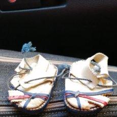 Vestidos Boneca Espanhola Clássica: ZAPATOS ORIGINALES DE LA MUÑECA GISELA. Lote 255449725