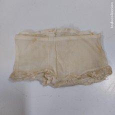 Vestidos Muñeca Española Clásica: BRAGUITA BEIGE (2543/21). Lote 257434135