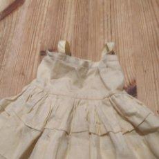 Vestidos Muñeca Española Clásica: ANTIGUO VESTIDO TIPO MARIQUITA PÉREZ. Lote 258746180