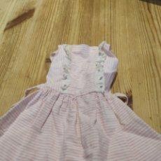 Vestidos Muñeca Española Clásica: ANTIGUO VESTIDO TIPO MARIQUITA PÉREZ. Lote 258747410