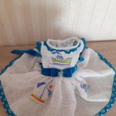 Vestidos Muñeca Española Clásica: VESTIDO HECHO PARA MUÑECA CAYETANA ,MIDE 29 DE LARGO ,14 DE SISA A SISA .LEER DESCRIPCION ,VER FOTOS. Lote 260807575