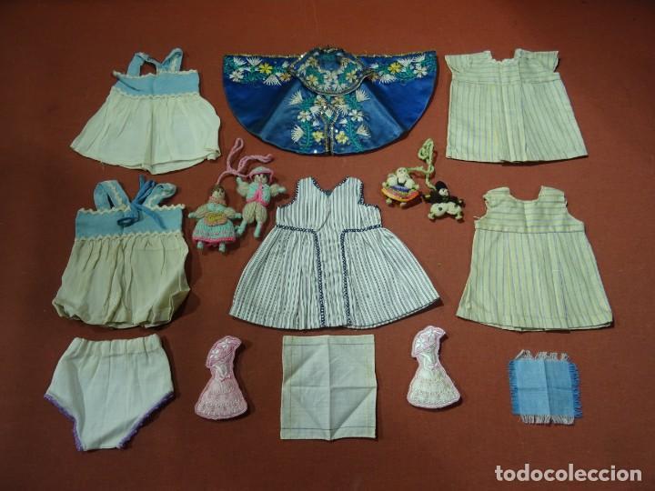 VESTIDOS DE MUÑECA (Juguetes - Vestidos y Accesorios Muñeca Española Clásica (Hasta 1960) )