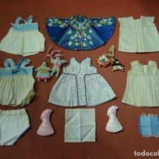 Vestidos Muñeca Española Clásica: VESTIDOS DE MUÑECA. Lote 261958695