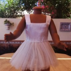 Vestidos Muñeca Española Clásica: NANCY VESTIDO BALLET TU TU. Lote 262904255