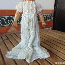 Vestidos Muñeca Española Clásica: VESTIDO DE MUÑECA CLASICA , MARIQUITA PEREZ, JUANIN,CAYETANA ,GISELA, MARILO , PITUSA ,TERESIN. Lote 263243000