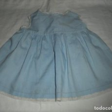 Vestidos Muñeca Española Clásica: VESTIDO AZUL CREO QU ES DE MUÑECA O NIÑA. Lote 268881169