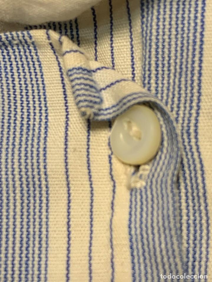 Vestidos Muñeca Española Clásica: CONJUNTO PIJAMA VESTIDO PANTALON CHAQUETA MARIQUITA PEREZ MUÑECA JUGUETE AÑOS 40 50 - Foto 3 - 270915253
