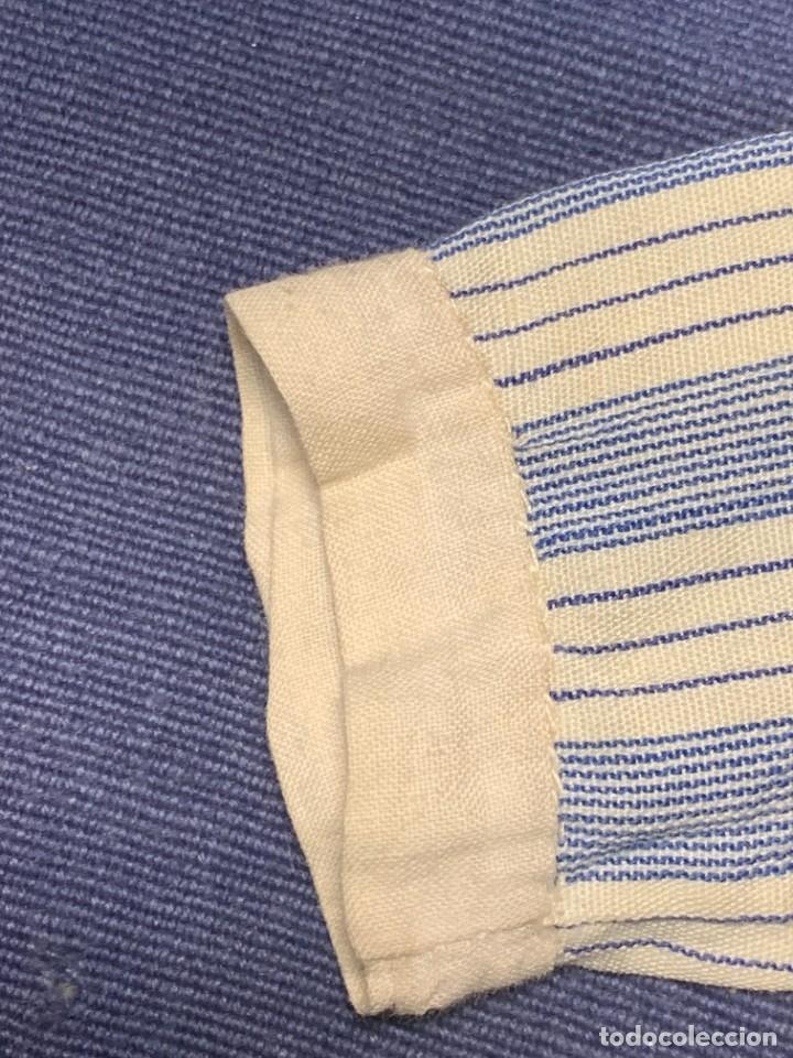 Vestidos Muñeca Española Clásica: CONJUNTO PIJAMA VESTIDO PANTALON CHAQUETA MARIQUITA PEREZ MUÑECA JUGUETE AÑOS 40 50 - Foto 6 - 270915253
