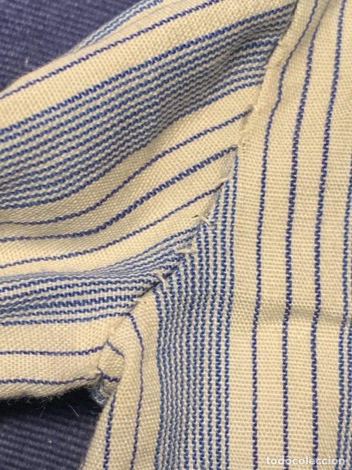 Vestidos Muñeca Española Clásica: CONJUNTO PIJAMA VESTIDO PANTALON CHAQUETA MARIQUITA PEREZ MUÑECA JUGUETE AÑOS 40 50 - Foto 8 - 270915253
