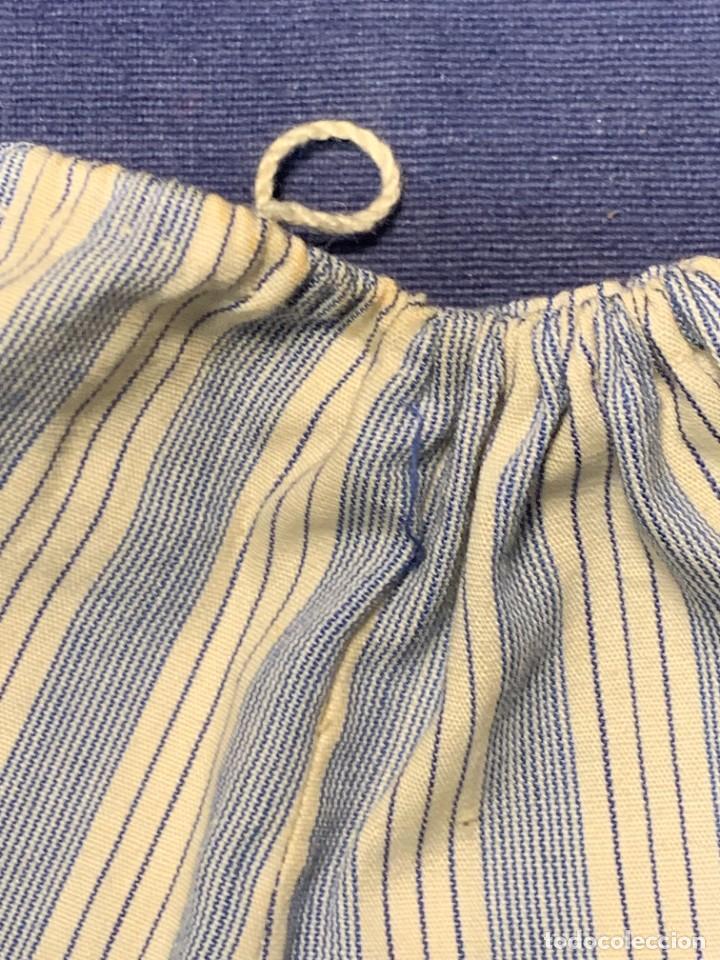 Vestidos Muñeca Española Clásica: CONJUNTO PIJAMA VESTIDO PANTALON CHAQUETA MARIQUITA PEREZ MUÑECA JUGUETE AÑOS 40 50 - Foto 16 - 270915253