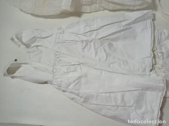 Vestidos Muñeca Española Clásica: Antiguo lote colección vestido y complementos de muñeca, 30/40.Original no copia ref240 - Foto 2 - 276256298