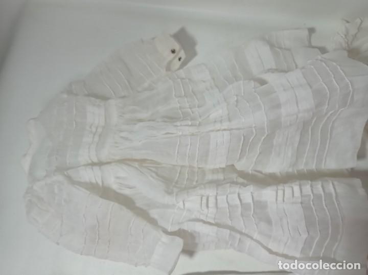 Vestidos Muñeca Española Clásica: Antiguo lote colección vestido y complementos de muñeca, 30/40.Original no copia ref240 - Foto 6 - 276256298