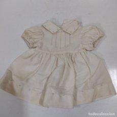 Vestidos Muñeca Española Clásica: VESTIDO BLANCO (4042/21). Lote 276527478