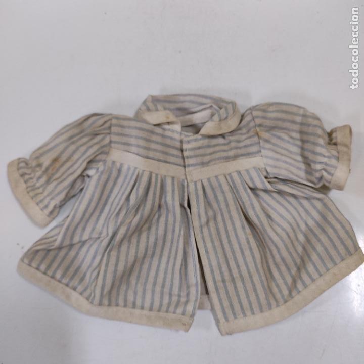 Vestidos Muñeca Española Clásica: VESTIDO AZUL Y BLANCO (4051/21) - Foto 2 - 276530553