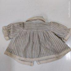 Vestidos Muñeca Española Clásica: VESTIDO AZUL Y BLANCO (4051/21). Lote 276530553
