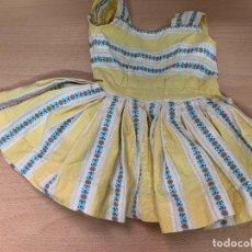 Vestidos Muñeca Española Clásica: VESTIDO PARA MUÑECA PIERINA. Lote 281796858
