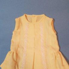 Vestidos Muñeca Española Clásica: VESTIDO MUÑECA ANTIGUA. Lote 289301103