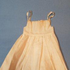 Vestidos Muñeca Española Clásica: VESTIDO MUÑECA ANTIGUA. Lote 289301358