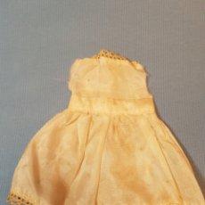 Vestidos Muñeca Española Clásica: VESTIDO MUÑECA ANTIGUA. Lote 289301628