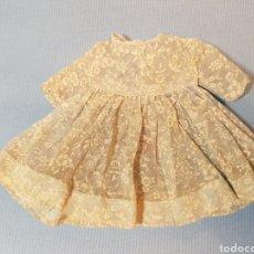 Vestidos Muñeca Española Clásica: VESTIDO MUÑECA ANTIGUA. Lote 289302248
