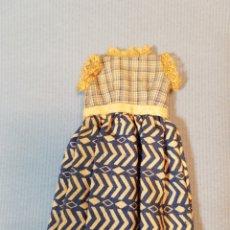 Vestidos Muñeca Española Clásica: VESTIDO MUÑECA ANTIGUA. Lote 289303068
