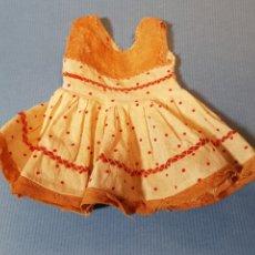 Vestidos Muñeca Española Clásica: VESTIDO MUÑECA ANTIGUA. Lote 289303363