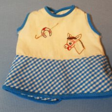 Vestidos Muñeca Española Clásica: VESTIDO MUÑECA ANTIGUA. Lote 289303703