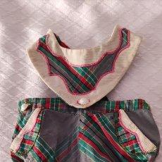 Vestidos Muñeca Española Clásica: ANTIGUA RANITA PARA MUÑECA O MUÑECO. Lote 295291728