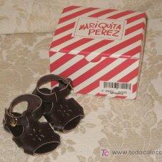 Vestidos Muñecas Españolas: MARIQUITA PEREZ DE VINILO SANDALIAS. Lote 27433861