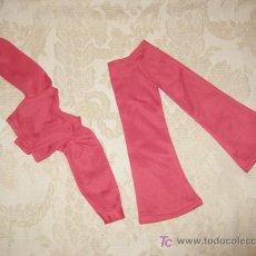 Vestidos Muñecas Españolas: FANNY CONJUNTO ROJO. Lote 25979310