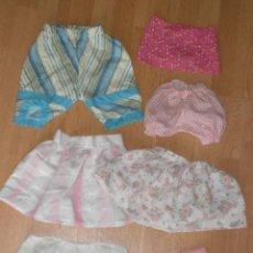 Vestidos Muñecas Españolas: LOTE DE ROPA PARA MUÑECAS. Lote 26474238