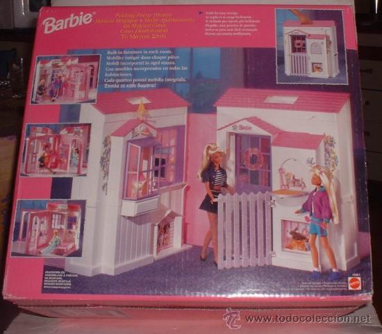 La casa magica de barbie en caja comprar vestidos y accesorios mu eca espa ola moderna en - La casa de barbie de juguete ...