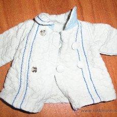 Vestidos Muñecas Españolas: BABY MOCOSETE-ABRIGO ENTRETIEMPO-AÑOS 70. Lote 27114599