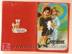 CATALOGO DE TRAJES MUÑECA CARINA DE VICMA-VELL I BELL (Juguetes - Vestidos y Accesorios Muñeca Española Moderna)