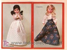 Vestidos Muñecas Españolas: Catalogo de trajes muñeca CARINA de Vicma-Vell i Bell - Foto 2 - 26482697