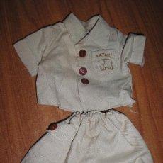 Vestidos Muñecas Españolas: BABY MOCOSETE-TRAJE DE SAFARI.. Lote 27334585