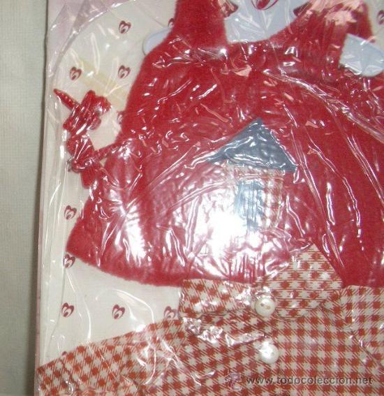 Vestidos Muñecas Españolas: DULCE EMY,CONJUNTO Nº 19,BLISTER ORIGINAL,A ESTRENAR - Foto 2 - 23944337