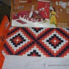 Vestidos Muñecas Españolas: JUEGOS LISSI CAMA, CABECERO Y LAMPARA DORMITORIO LISSI EN SU CAJA NUEVO . Lote 23989069