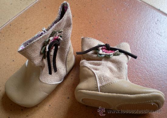 Medio De Piel 9 Vestidos Zapatos Bebé Comprar Zara Botas Y Cm bY7yfg6