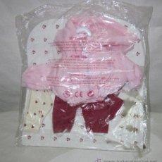 Vestidos Muñecas Españolas: CONJUNTO ROSA Y FUCSIA,DULCE EMY,A ESTRENAR. Lote 166972409