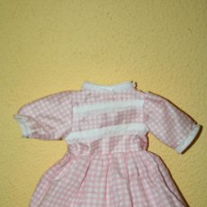 Vestidos Muñecas Españolas: VESTIDO PRECIOSO PARA TU MUÑECA ANTIGUA MARIQUITA . Lote 29533553