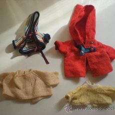 Vestidos Muñecas Españolas - LOTE ROPA MUÑECA - 29556811