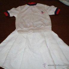 Vestidos Muñecas Españolas: CONJUNTO TENIS DE LA MUÑECA ROSAURA DE JESMAR ;ESTA NUEVO .. Lote 33140646