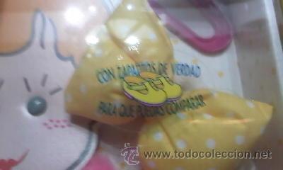 Vestidos Muñecas Españolas: Muñeca pocas pecas de feber Ropa nueva a estrenar en caja talla 40. De 1990 - Foto 2 - 34517758