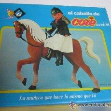 Vestidos Muñecas Españolas: CABALLO CORE, REF 535, DE BB, EN CAJA. ( GA-73 ) CC. Lote 34653301