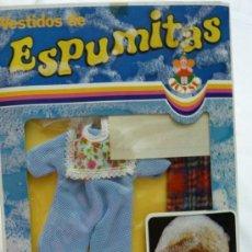Vestidos Muñecas Españolas: ESPUMITAS TRAJE.. Lote 34899045